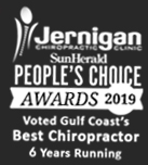 Chiropractic Gulfport MS People's Choice Awards